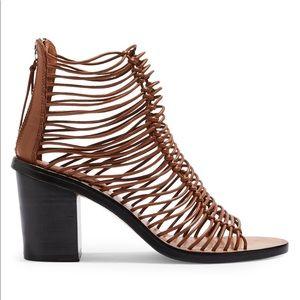 NWT Topshop Heeled Sandals